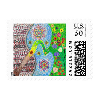 Nowruz Spring and Life Renewal Stamps