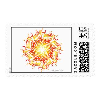 Nowruzetaan Pirouz (Happy New Day) Postage Stamps