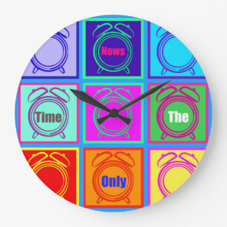 Nows the only time alarm clock design