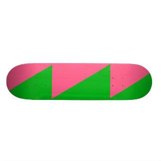 Nowy Sacz, Poland flag Custom Skate Board