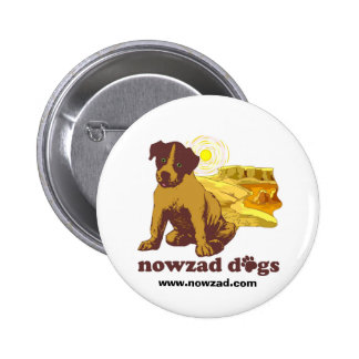 Nowzad Badge 2 Inch Round Button