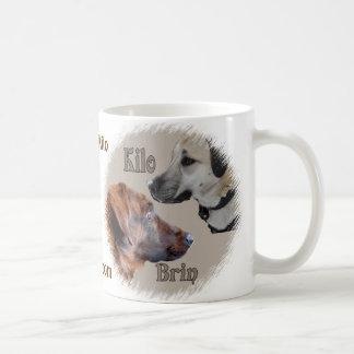 Nowzad Rescue Dogs Brin & Kilo Coffee Mug