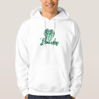 NOXIOUS TEDDY - Absinthe The Green Fairy Hoodie