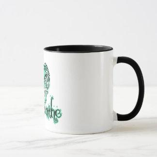 NOXIOUS TEDDY - Absinthe The Green Fairy Mug