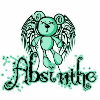NOXIOUS TEDDY - Absinthe The Green Fairy Statuette