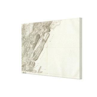 Nozeroy, Les Rousses Canvas Print