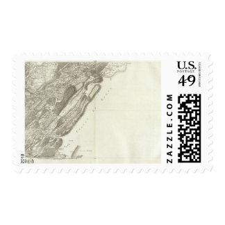 Nozeroy, Les Rousses Postage