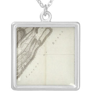 Nozeroy, Les Rousses Silver Plated Necklace