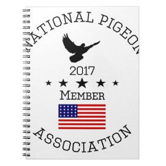 NPA Member Logowear Notebook