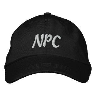 NPC GORRA BORDADA