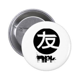 NPK Badge Pinback Button