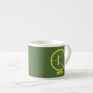 NPN Transistor Espresso Mug
