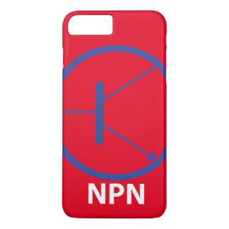 NPN transistor iPhone 7 Plus, Barely There iPhone 7 Plus Case