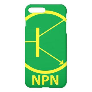 NPN Transistor iPhone 7 Plus Glossy Finish Case