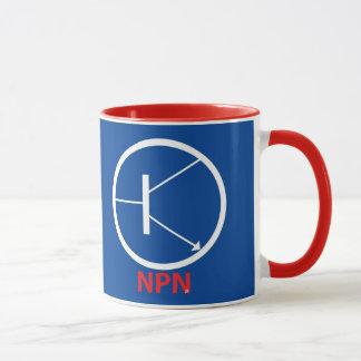 NPN Transistor Ringer Mug