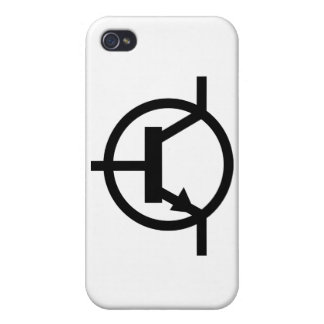 NPNTransistor iPhone 4/4S Cover