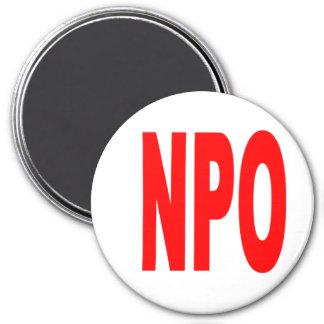 NPO - Redondo Imán Redondo 7 Cm