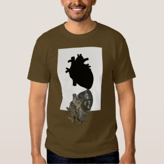 Npress Nero's Machine Heart T Shirt