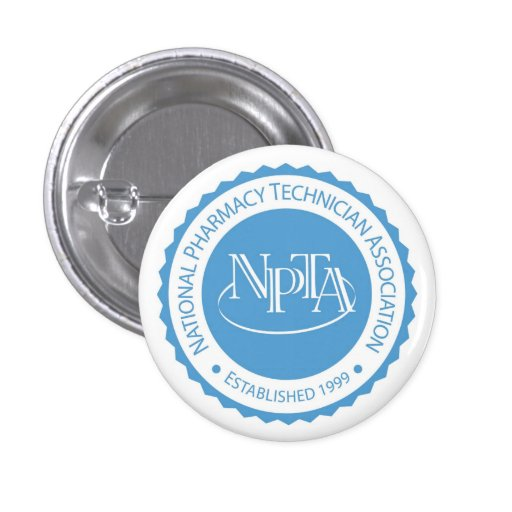 NPTA Seal Button