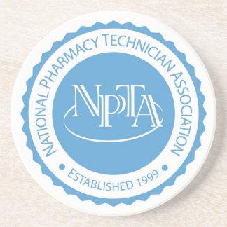 NPTA Seal Coaster