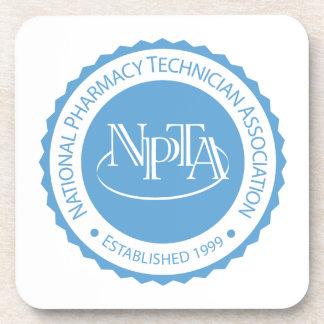 NPTA Seal Cork Coaster