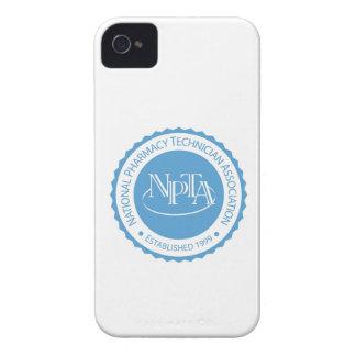 NPTA Seal iPhone 4 Case