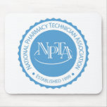 NPTA Seal Mouse Pad