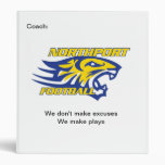 NPYFC Coaches Binder