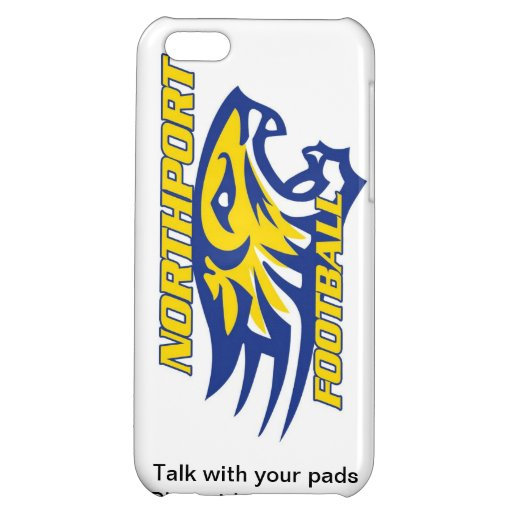 NPYFC Talk with your Pads Iphone5 Case Case For iPhone 5C