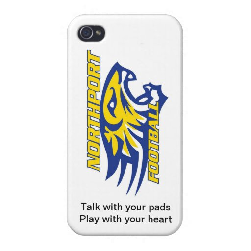 NPYFC Talk with your Pads Iphone 4 Case