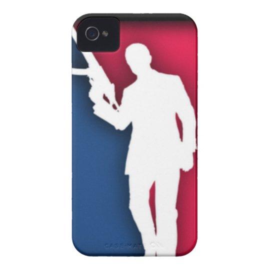 """NRA"" Official League Logo iPhone 4 Case"