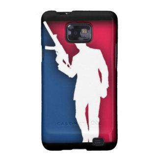 """""""NRA"""" Oficcial League Logo Samsung Galaxy S2 Case"""