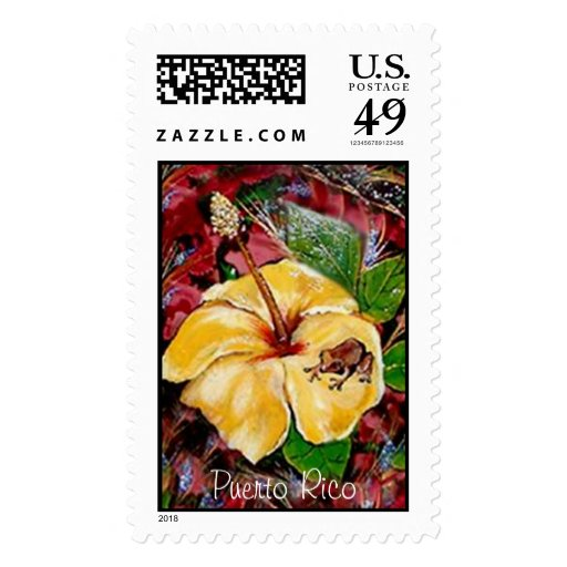 nramapbg, Puerto Rico Postage Stamps