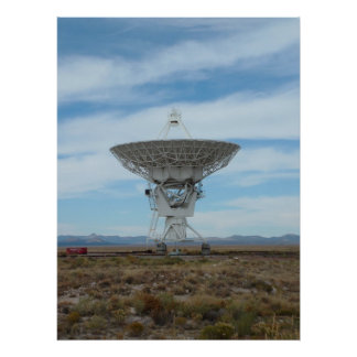 NRAO Very Large Array Poster