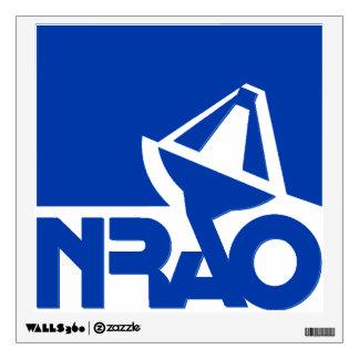NRAO WALL STICKER