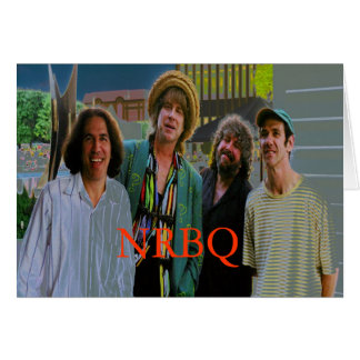 NRBQ, at the Egg Card