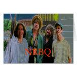 NRBQ, en el huevo Tarjetas