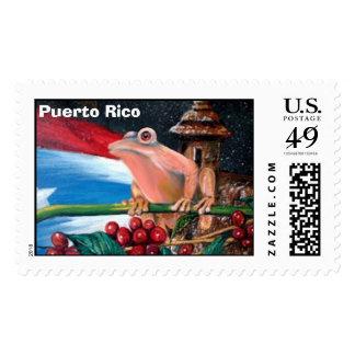 nrcoqubg, Puerto Rico Postage