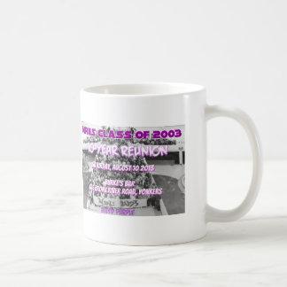 NRHS Class of 2003 10-Year Reunion Apparel Coffee Mug