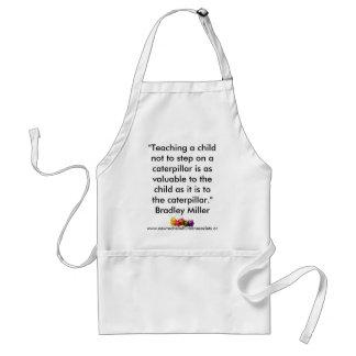 nrhscaterpillar adult apron