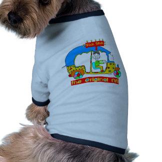 NRI- original RickShah Camisetas De Mascota
