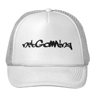 nrkGaming Cap STREET GAMERZ series Trucker Hat