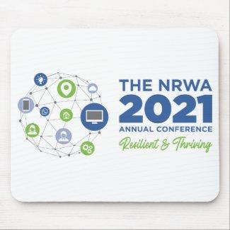 NRWA 2021 Conference Mousepad