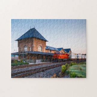 NS 8114 Norfolk Southern Heritage Puzzle