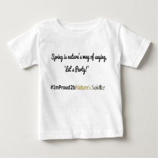 ns B Baby T-Shirt