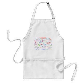 NS BL 21 Buzz Words Aprons