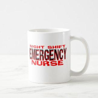 NS EMERGENCY NURSE COFFEE MUG