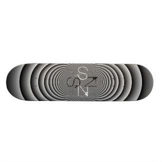 "NS ""Illusion"" Skateboard Deck"