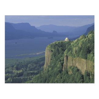 NSA de los E E U U Oregon garganta del río Colu Tarjetas Postales