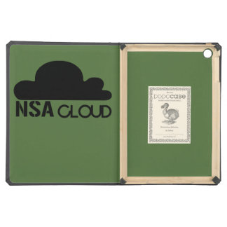 NSA in the Cloud Cover For iPad Air